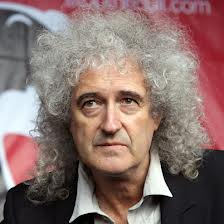 QUEEN: Rock legend Brian May