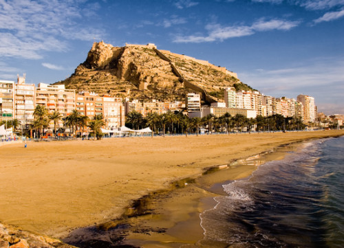 ALICANTE: It even rains more in the Sahel, the African region between the Sahara Desert and the savannah of Sudan