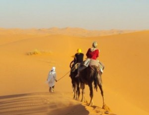 SPAIN: Global warming edges the country's climate closer to Morocco's