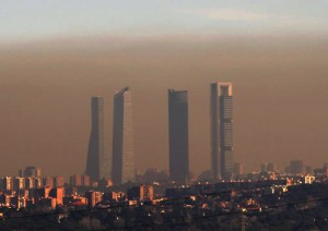 Pollution-Madrid
