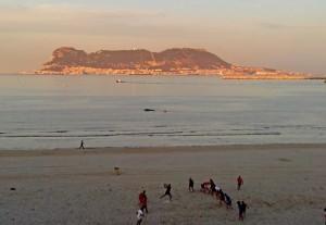 Algeciras-beach-sewage
