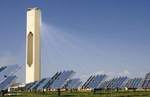 Sevilla's solar tower