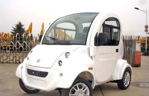 Ecologic Tesur car
