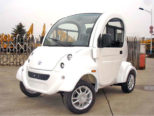 Ecologic Tesur car