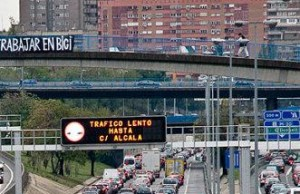 EXCESS: Spain has breached EU traffic pollution limits