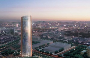 Controversial Pelli Tower in Sevilla gets UNESCO approval