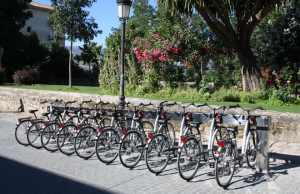 Enbici eco-friendly bike scheme in Ronda
